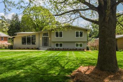 Single Family Home For Sale: 411 Lansdowne Road