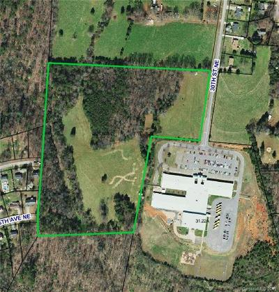 Catawba County Residential Lots & Land For Sale: 30th Street NE