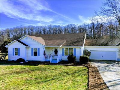 Statesville Single Family Home Under Contract-Show: 110 Morrison Creek Road