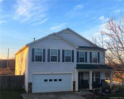 Statesville Single Family Home For Sale: 153 Altondale Drive