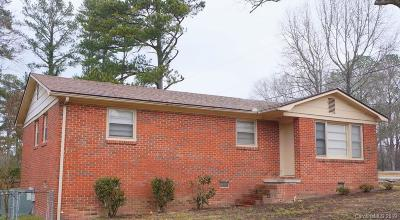 Single Family Home For Sale: 1402 University Drive