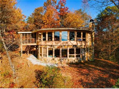 Brevard Single Family Home For Sale: 2543 Round Mountain Road