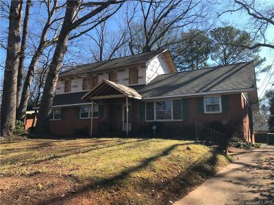 Charlotte Single Family Home For Sale: 2130 Stonewood Drive