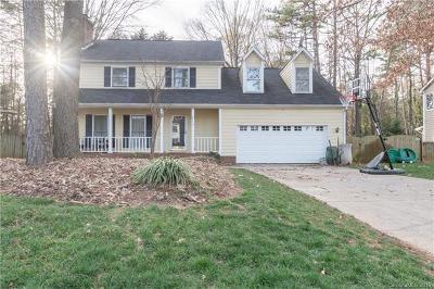 Matthews NC Single Family Home For Sale: $269,900