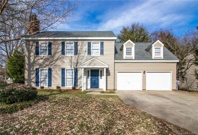 Charlotte NC Single Family Home Under Contract-Show: $215,700