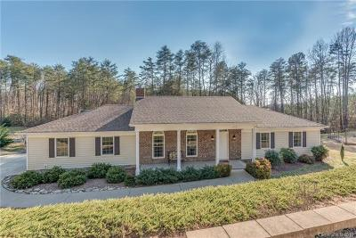 Rutherfordton Single Family Home For Sale: 233 Wellington Drive