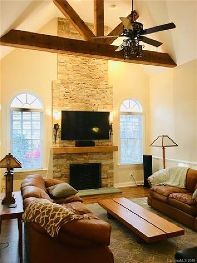 Matthews Single Family Home For Sale: 1612 Stevens Ridge Road