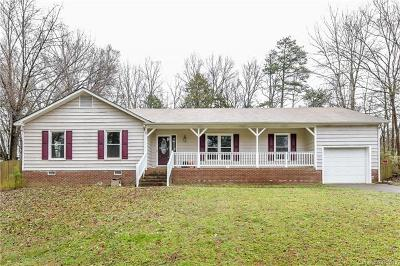 Concord Single Family Home For Sale: 2410 Ashford Drive