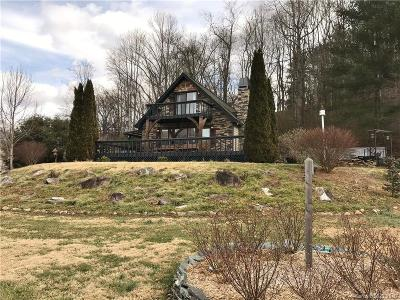 Waynesville Single Family Home For Sale: 115 Mount Valley Road