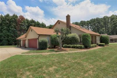 Mooresville Single Family Home For Sale: 243 Yacht Road