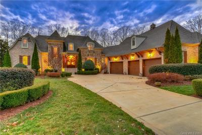 Waxhaw Single Family Home For Sale: 725 Beauhaven Lane