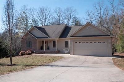 Caldwell County Single Family Home For Sale: 3611 Hollow Oak Lane