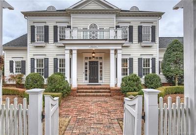Charlotte Single Family Home For Sale: 9314 Heydon Hall Circle