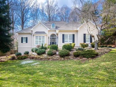Buncombe County, Haywood County, Henderson County, Madison County Single Family Home For Sale: 121 Braeside Circle
