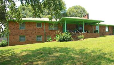 Lincoln County Single Family Home For Sale: 6476 Sain Milling Road