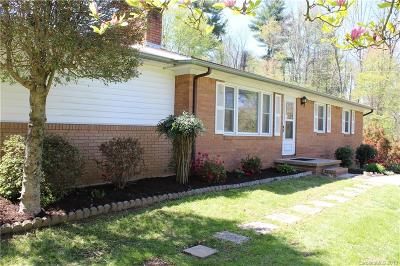 Arden Single Family Home Under Contract-Show: 4 Ball Gap Road