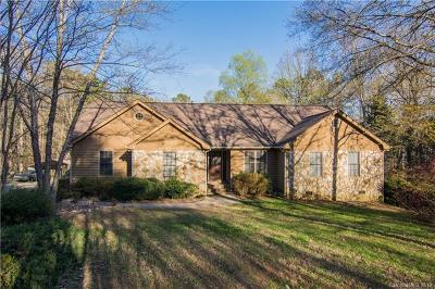 Charlotte Single Family Home For Sale: 14019 Fountain Lane
