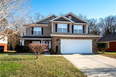 Rock Hill Single Family Home Under Contract-Show: 924 Catawba Wells Court