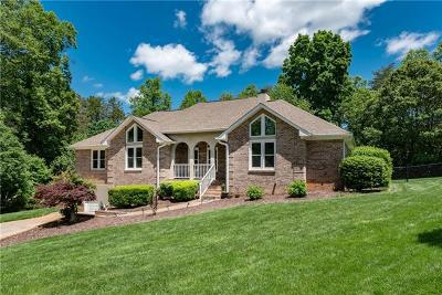 Catawba County Single Family Home For Sale: 4960 Elmhurst Drive NE