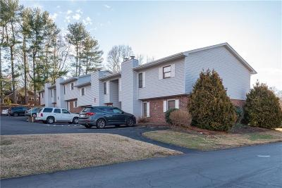 Hickory Condo/Townhouse For Sale: 119 23rd Street NW #1G