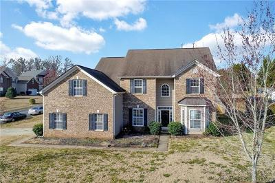 Single Family Home For Sale: 5010 Brook Valley Run