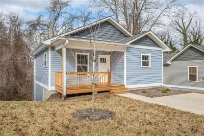 Asheville Single Family Home Under Contract-Show: 387 Caribou Road #3