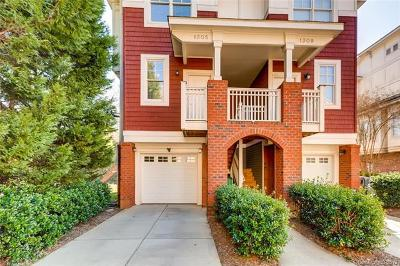 Charlotte Condo/Townhouse Under Contract-Show: 1305 Summit Greenway Court #1C