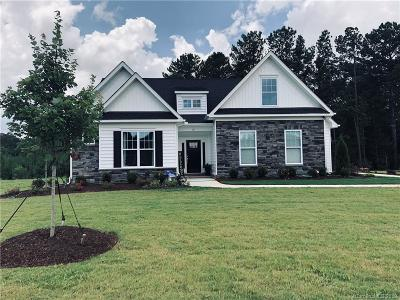 Rock Hill Single Family Home For Sale: 117 Pine Eagle Drive #02