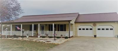 Lenoir Single Family Home Under Contract-Show: 1287 Misty Morn Drive