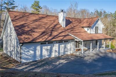 Candler Single Family Home Under Contract-Show: 22 Shuler Road