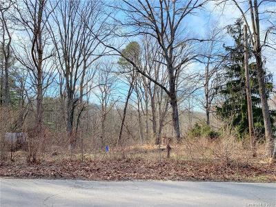Buncombe County Residential Lots & Land For Sale: 77 Reynolds School Road