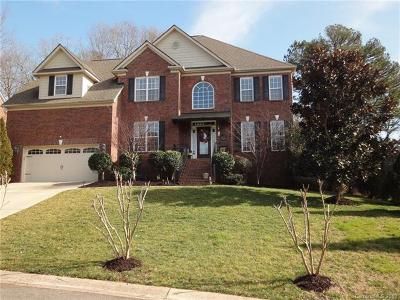 Fort Mill Single Family Home For Sale: 109 Millwood Drive