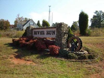 Catawba County Residential Lots & Land For Sale: River Run Circle #30 Lots