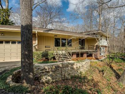 Charlotte Single Family Home Under Contract-Show: 3135 Shaker Drive
