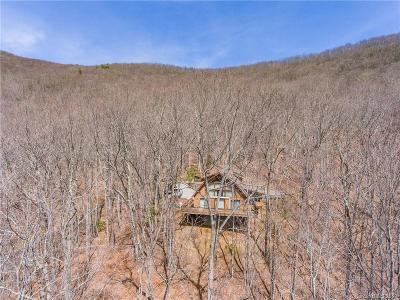 Haywood County Single Family Home Under Contract-Show: 522 Rocky Face Drive
