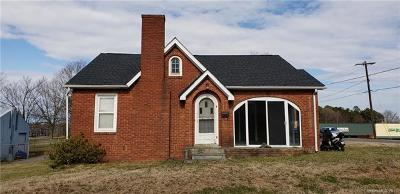 Kannapolis Single Family Home For Sale: 203 E 22nd Street