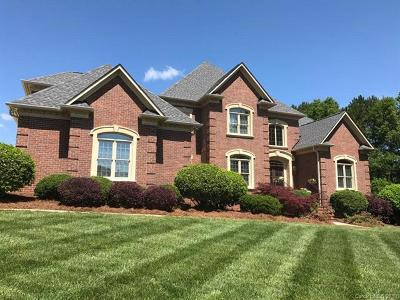 Marvin Single Family Home Under Contract-Show: 1117 Baltusrol Lane