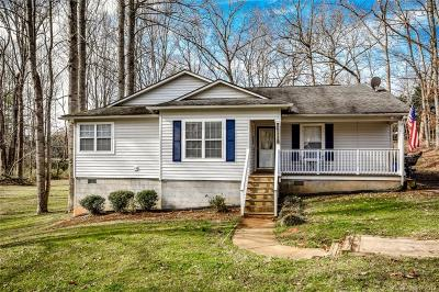 Catawba County Single Family Home Under Contract-Show: 3743 Cool Branch Drive