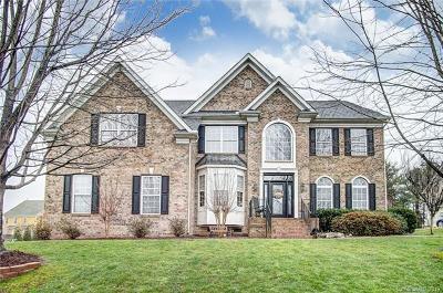 Waxhaw Single Family Home For Sale: 3100 Taviston Drive