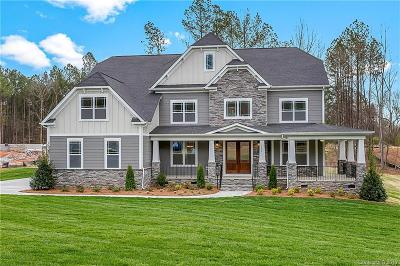 Fort Mill, Rock Hill Single Family Home For Sale: 1272 Trinity Ridge Parkway