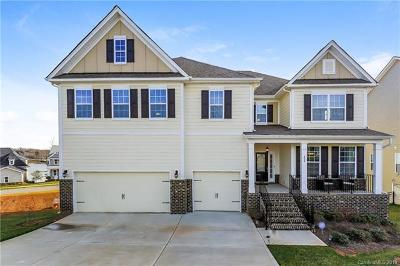 Mooresville Single Family Home For Sale: 208 Canoe Pole Lane