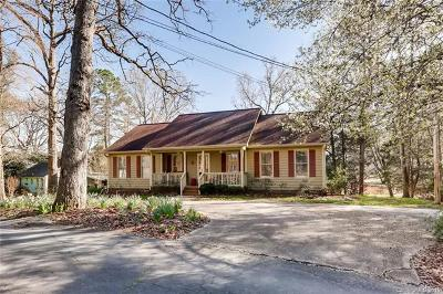 Single Family Home For Sale: 3411 Craven Lane