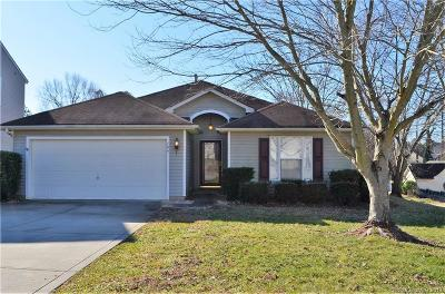 Mooresville Single Family Home Under Contract-Show: 199 Grayland Road