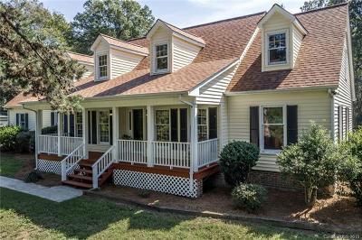 Huntersville Single Family Home For Sale: 6335 Jim Kidd Road
