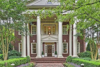 Charlotte Single Family Home For Sale: 9404 Heydon Hall Circle