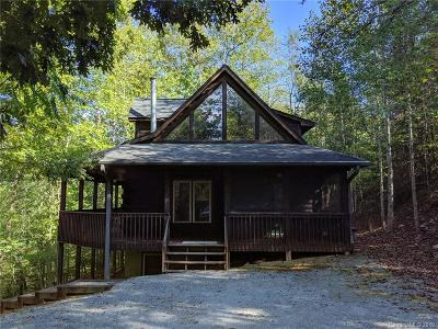 Bat Cave, Chimney Rock, Lake Lure, Gerton, Black Mountain, Mill Spring, Rutherfordton, Columbus, Tryon, Saluda, Union Mills, Hendersonville Single Family Home For Sale: 770 Lake Adger Parkway #25
