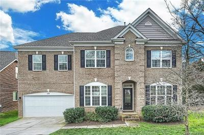 Charlotte Single Family Home For Sale: 4128 Stacy Boulevard