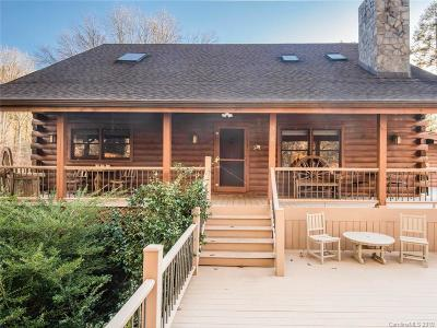 McDowell County Single Family Home For Sale: 506 Sunrise Bluff Drive