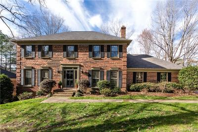 Single Family Home Under Contract-Show: 10129 Thomas Payne Circle
