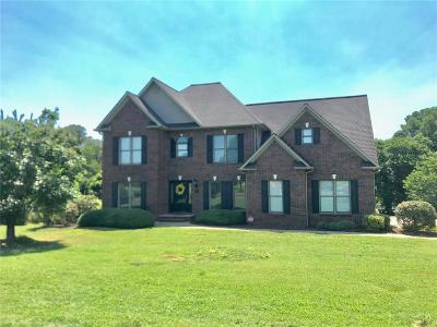 Catawba County Single Family Home For Sale: 2815 Palmer Drive